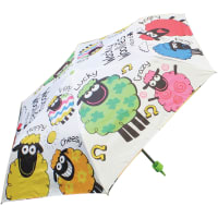 "Dublin Gift Wacky Woollies Umbrella 32""X32"""