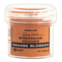 Wendy Vecchi Embossing Powder -Orange Blossom
