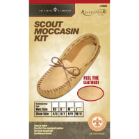 Leathercraft Kit-Scout Moccasin - Size 10/11