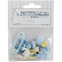 Buttons Galore Button Theme Pack-Baby Boy