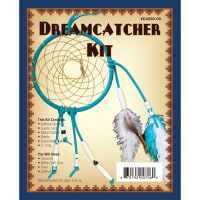 Leathercraft Kit-Dreamcatcher 5""