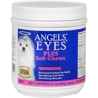 Angels' Eyes Plus Soft Chew Beef Flavor For Dogs 120 Count-Beef
