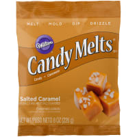 Candy Melts Flavored 8oz-Salted Caramel