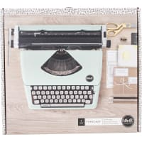 We R Typecast Typewriter-Mint
