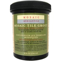 Mosaic Tile Grout 8oz-Black