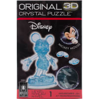 3-D Licensed Crystal Puzzle-Mickey Mouse
