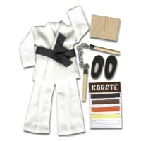 Jolee's Boutique Dimensional Stickers-Karate