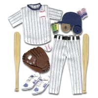 Jolee's Boutique Dimensional Stickers-Baseball