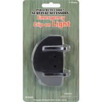 Parachute Cord Survival Accessory-Emergency Clip-On Light