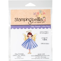 Stamping Bella Cling Stamps-Annie Is An Angel