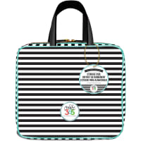 "Happy Planner Storage Case 12""X10.5""X4""-Striped"