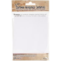 "Tim Holtz Distress Cardstock 12 Sheets-4.25""X5.5"""