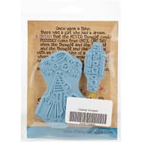 Stamping Bella Cling Stamps-Oddball Shopper