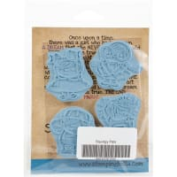 Stamping Bella Cling Stamps-Squidgy Pals
