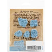 Stamping Bella Cling Stamps-Little Bits Critters