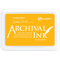 Wendy Vecchi Archival Ink Pad-Sunflower