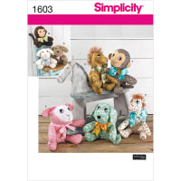 SIMPLICITY CRAFTS CRAFTS-ONE SIZE
