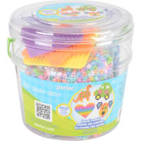 Perler Fused Bead Bucket Kit-Bead Mania