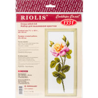 "RIOLIS Counted Cross Stitch Kit 7.75""X19.75""-Wonderful Orse (10 Count)"
