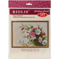 """RIOLIS Counted Cross Stitch Kit 8.25""""X11.75""""-Cosmom (15 Count)"""