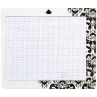 """Silhouette Cutting Mat For Stamp Material 7.5""""X6""""-"""