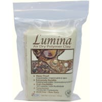 Lumina Polymer Air-Dry Clay 5.29oz-Translucent
