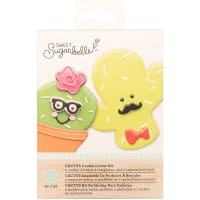 Sweet Sugarbelle Specialty Cookie Cutter Set 5/Pkg-Cactus