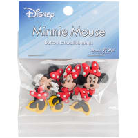 Dress It Up Licensed Embellishments-Disney Minnie Mouse
