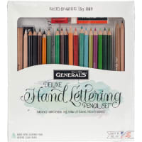 Deluxe Pencil Arts Kit 24/Pkg