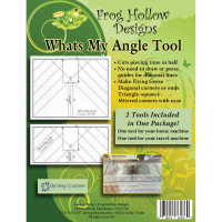 Sten Source What's My Angle Tool Template