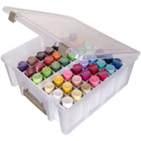 "ArtBin Paint Storage Tray-5.55""X12.125""X5.75"" White"