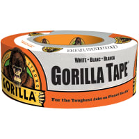 "Gorilla Glue Tape 1.88""X10yd-White"