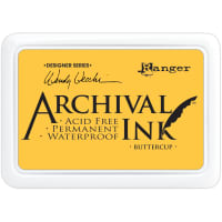 Wendy Vecchi Archival Ink Pad-Buttercup