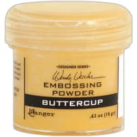 Wendy Vecchi Embossing Powder -Buttercup