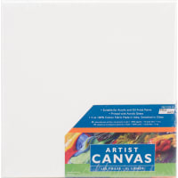 """Pro Art Stretched Artist Canvas Twin Pack 2/Pkg-10""""X10"""""""