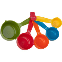 Measuring Cups Set Of 5-Assorted Colors
