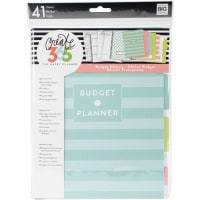 Happy Planner Medium Undated Planner Extension Pages-Budget