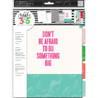 Happy Planner 6-Month Undated Big Planner Extension Pack    -Something