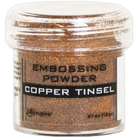 Ranger Embossing Powder-Copper Tinsel