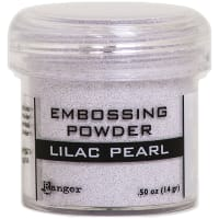 Ranger Embossing Powder-Lilac Pearl