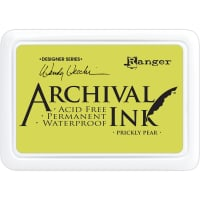 Wendy Vecchi Archival Ink Pad-Prickly Pear