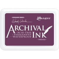 Wendy Vecchi Archival Ink Pad-Thistle