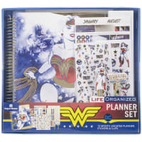 Paper House 12-Month Planner Set-Wonder Woman