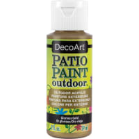 Patio Paint 2oz-Glorious Gold