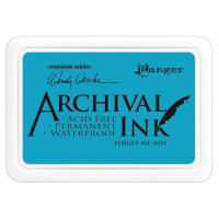 Wendy Vecchi Archival Ink Pad-Forget Me Not