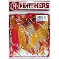 Satinettes Feathers .25oz-Fall Mix