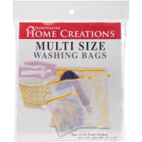 Innovative Home Creations Multi Size Mesh Laundry Bags-3 Sizes