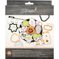 Sweet Sugarbelle Cookie Cutter Set 18/Pkg-Halloween Basics