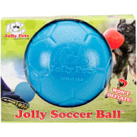 "Jolly Soccer Ball 6""-Ocean Blue"