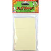 Create Your Own Flip Books 6/Pkg-